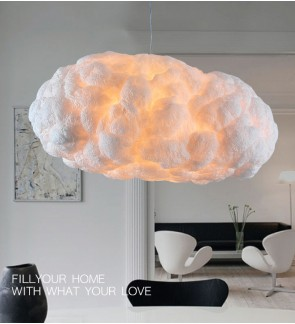 HH Natura Cloud Shaped Pendant